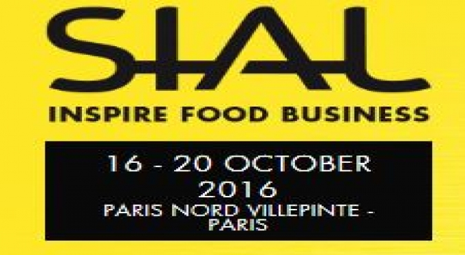 IAL 2016 PARIS - INTERNATIONAL FOODS